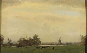RIJKS: Gerrit Willem Dijsselhof: painting 1919