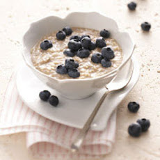 Blueberry Oatmeal Recipe
