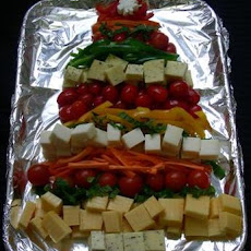 Healthy Food Christmas Tree,  for Any Time of Year !
