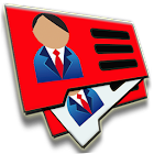 Share my Business card icon