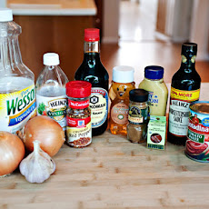 Barbecue Sauce [Recipe Recycle]