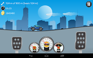 Screenshot of Offroad Kings