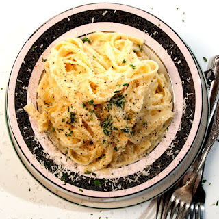 Fettuccine Alfredo With Half And Half Recipes