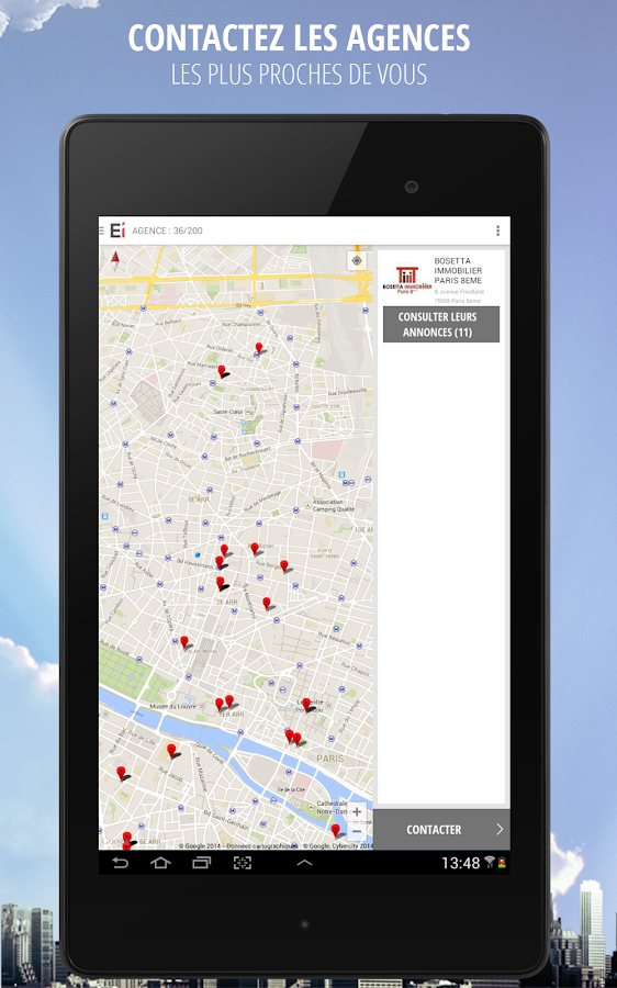 Explorimmo – Immobilier Screenshot 12