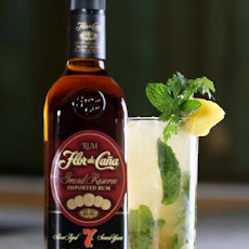 Flor De Cana Tribal Cana in Celebration of Survivor: Nicaragua