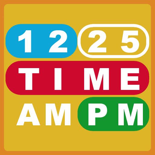 Cross Word Clock Widget Free