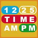 Cross Word Clock Widget Free icon