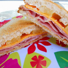 Hawaiian Ham and Cheese