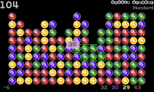 classic-bubble-breaker-free for android screenshot