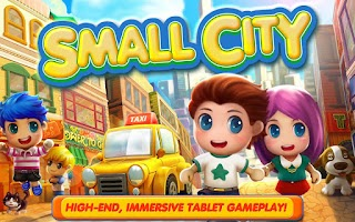Screenshot of SMALL CITY