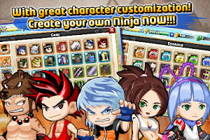 Screenshot of Ninja ZET