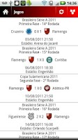 Screenshot of Flamengo News