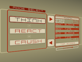 Screenshot of CRUSH