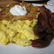 Ww Bacon, Egg and Hash Browns Stacks