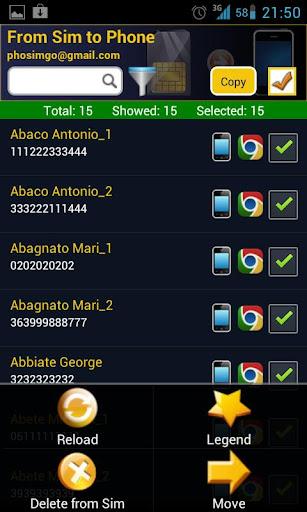 【免費工具App】Phosimgo copy contacts Pro-APP點子
