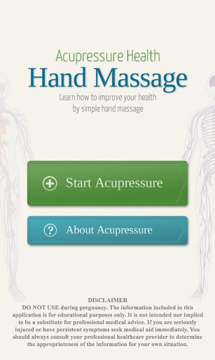 Hand Massage Acupressure FREE