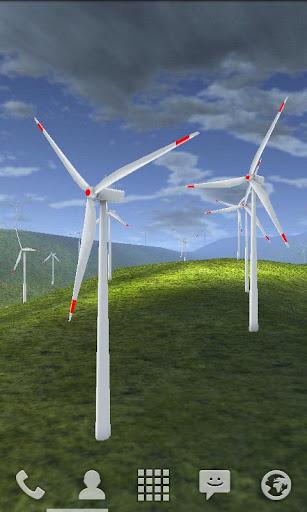Wind Turbines 3D Free