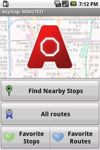 TriMet Portland: AnyStop