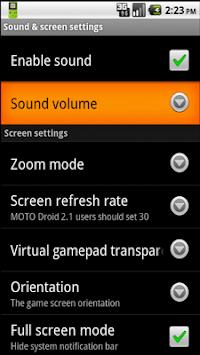 GBCEmulator is GBC&GB emulator apk screenshot
