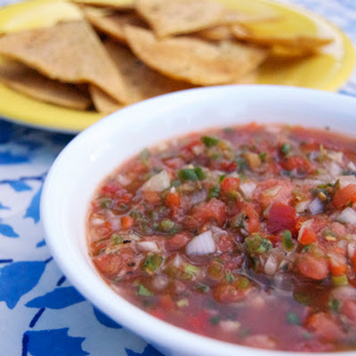 Tequila-Lime Salsa