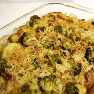 Absolute Best Potato Casserole