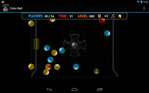 Color Ball (Lite) - screenshot