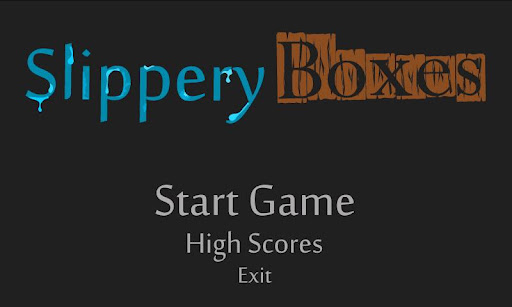 Slippery Boxes