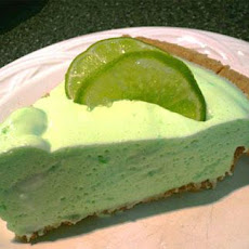 Fluffy Key Lime Pie from Toh (Lighter Version)