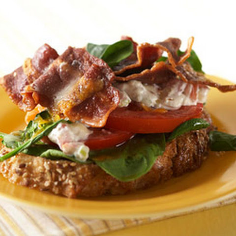 Bacon Tomato Melts