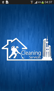 Cleaning Services - screenshot