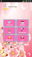 Screenshot of Woman diary PRO