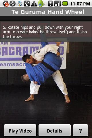 Judo Throws Vol. 1