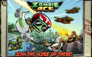 Screenshot of Zombie Ace