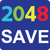 Download 2048 SAVE APK to PC