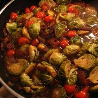 Chicken Bacon Brussel Sprouts Recipes