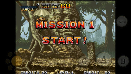 METAL SLUG - screenshot