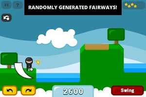 Screenshot of 9 Iron Ninja Free