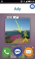 Screenshot of Contact Widget Frames