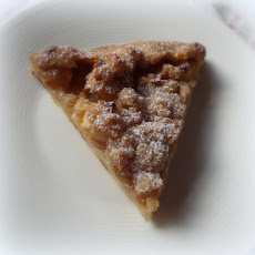 Spiced Apple Crostata