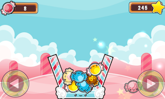 Screenshot of Candy Catcher