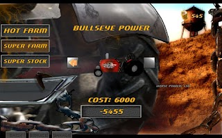 Screenshot of Tractor Pulling Challenge