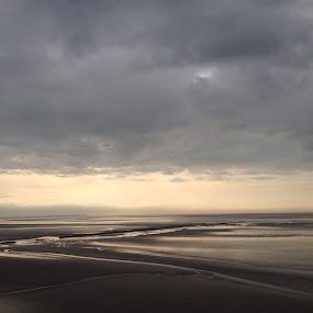 Siverdale by Robert  Walton - Landscapes Beaches