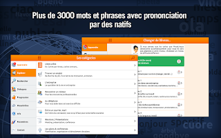 Screenshot of Apprendre Anglais Pro Business