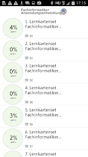 Fachinformatiker AE Prüfung - screenshot