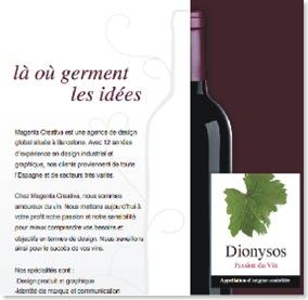 Nueva web en francés