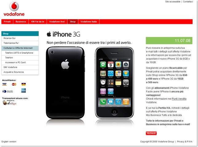 iphone-Vodafone