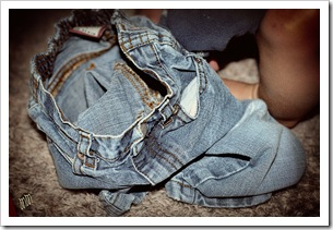 discarded jeanslogo