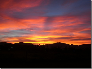 15 sunset
