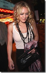 Hilary Duff At The L.A. Film Festival (USA ONLY)