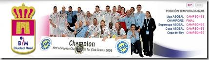 Página Oficial del Balonmano Ciudad Real · BM Ciudad Real Official.png